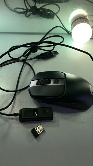 ROC-11-615-BK Wireless or wired gaming mouse for Sale in Bell Gardens, CA