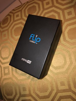 Flip video camcorder for Sale in Homewood, IL