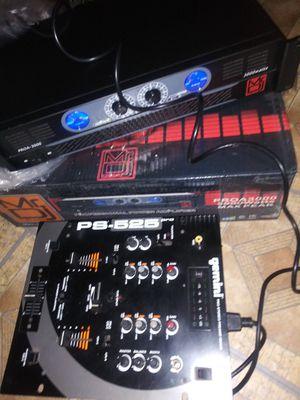 New Mr DJ 3000 amplifier for Sale in Phoenix, AZ