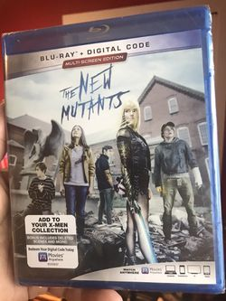 The New Mutants Blu-ray Disney Marvel DC Harry Potter the Star Wars movies 3D Bluray and dvd collectors !!stay safe everybody!! for Sale in Everett,  WA