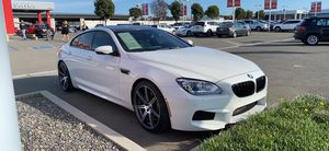 2014 BMW M6 w/ Carbon fiber trim and loaded features for Sale in Costa Mesa, CA