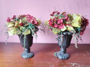 2 Silk Flower Arrangements for Sale in Washington, DC