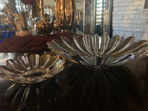 Beautiful Glass Dish set for Sale in Ontario, CA
