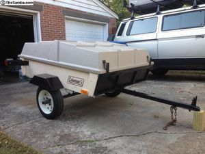 Wanted - Coleman Versa Trailer - Utility for Sale in Palmyra, PA