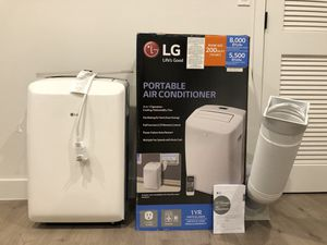 Brand New LG Portable AC Unit - $250 for Sale in Los Angeles, CA