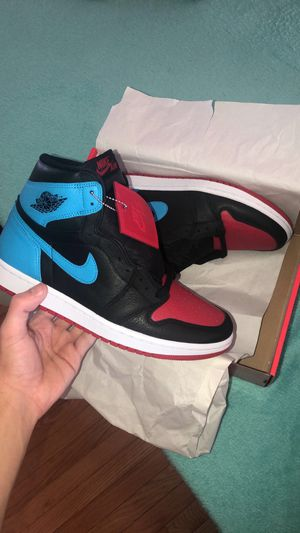 Jordan 1 UNC to Chicago for Sale in East Providence, RI