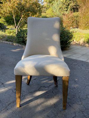 Cream lounge chair for Sale in El Cajon, CA