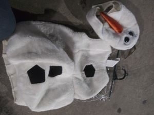 Olaf costume (NEW) for Sale in Ontario, CA