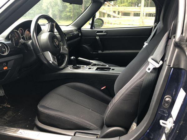 2007 Mazda Miata MX-5 -Tons of Upgrades! 200HP!