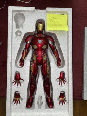 Hot Toys Iron Man, Captain America & Thor 1/6 scale for Sale in Sacramento, CA