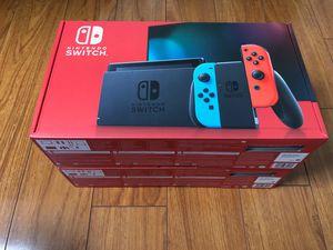 Nintendo Switch Console NEW for Sale in La Puente, CA