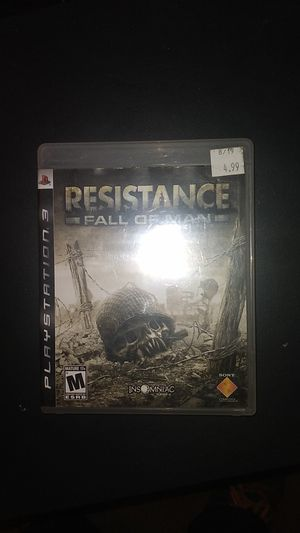 Resistance fall of man for Sale in Aberdeen, WA