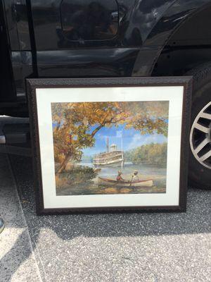 RARE DISNEY PARK AUTHENTIC ORIGINAL ART FROM SARATOGA SPRINGS RESORT for Sale in Altamonte Springs, FL