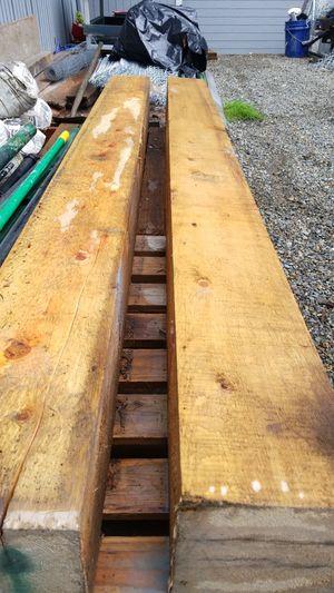 8x8x8 ft yellow cedar for Sale in Tacoma, WA
