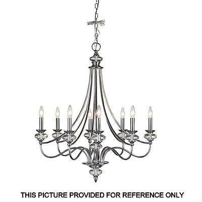 Home Decorators Collection: Nottinghill Collection Chrome Chandelier