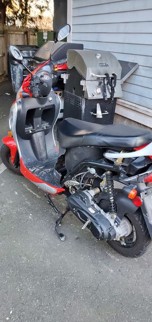 Moped 100cc (no title) for Sale in Norwalk, CT