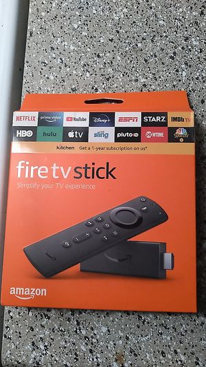 Fire tv stick for Sale in OLD RVR-WNFRE, TX