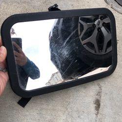 Free - Baby Car Mirror for Sale in Baldwin Park,  CA