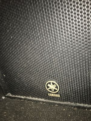 Yamaha speaker for Sale in Canal Winchester, OH