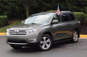 2012 Toyota Highlander for Sale in Sterling, VA