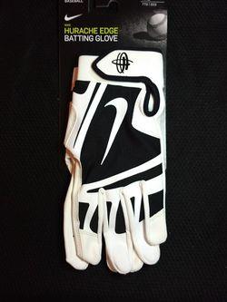 Men's Baseball Batting Gloves Huarache Edge XXL for Sale in Coronado,  CA