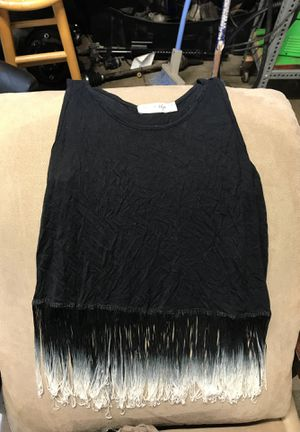 WOMENS FRINGE SHIRT for Sale in Tacoma, WA
