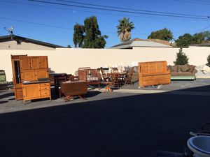ANTIQUE FURNITURE ESTATE SALE SUN NOV 17 for Sale in Montclair, CA