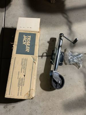Trailer jack for Sale in Tracy, CA