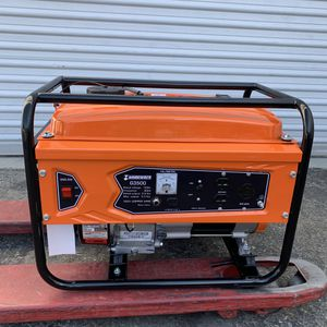 NEW Andewerk G3500 120v Gas Generator for Sale in Ontario, CA