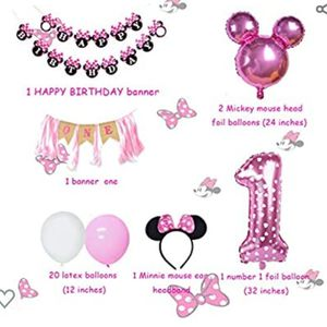 Mini Mouse Birthday decorations for Sale in Gardena, CA