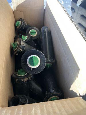 "Rainbird 1800 4"" pop up sprinkler body-no sprinkler head (body only) for Sale in Norco, CA"