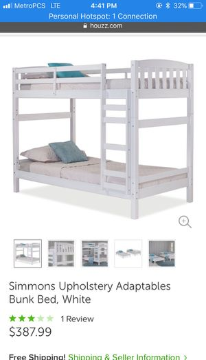 100$ cheap bunk beds for Sale in St. Louis, MO
