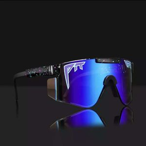 Pit Viper Polarized Cycling Sunglasses Sport Goggles TR90 For Men/Women Outdoor for Sale in Louisville, KY