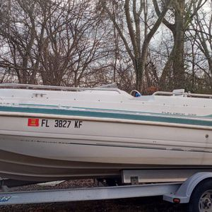 Hurricane Boat With Trailer for Sale in Nashville, TN