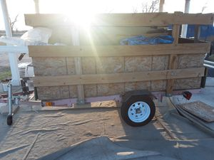 I have 1 trailer for sale for Sale in Grand Prairie, TX