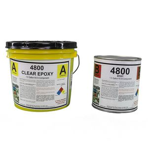 Floor epoxy Clear 2 Kits for Sale in St. Louis, MO
