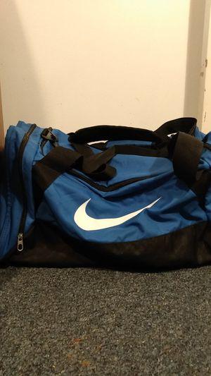 Blue Nike Duffle Bag for Sale in Edmonds, WA