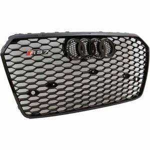Audi a7 s7 rs7 front grill oem paid over 1000. for Sale in Denver, CO