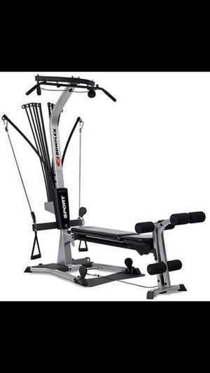 Bowflex and treadmill for Sale in Severna Park, MD
