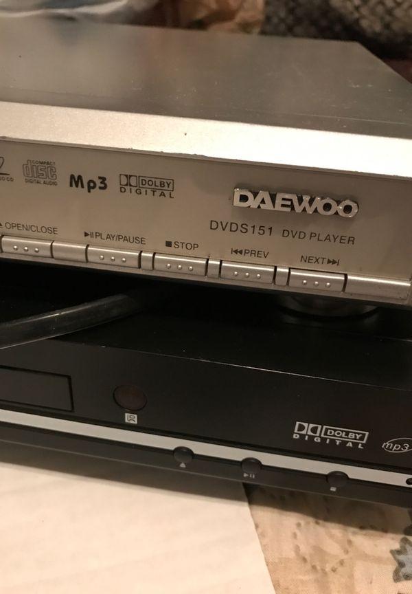 Lot DVD Players