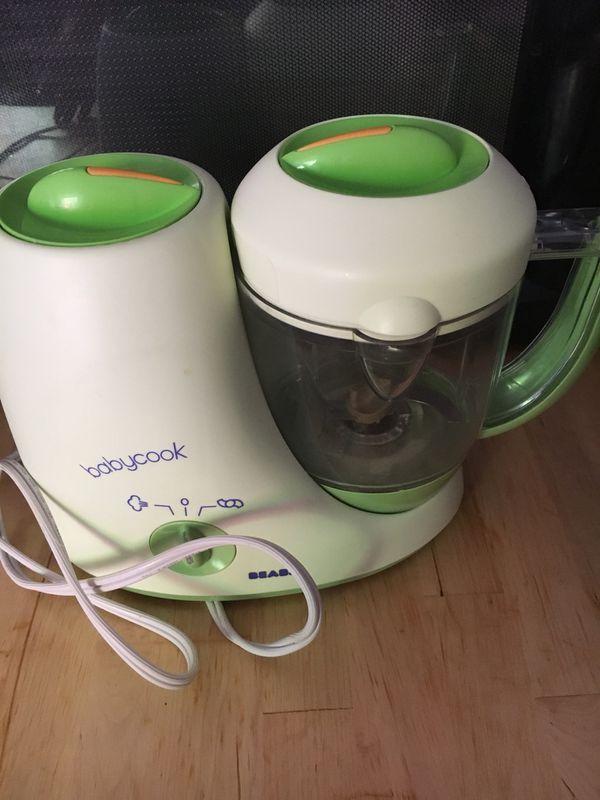 Baby food cooker