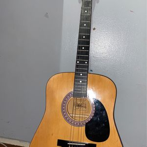 Burswood Acoustic Guitar for Sale in Los Angeles, CA
