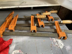 Metal clamps for Sale in Pacheco, CA
