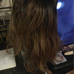 Dark Brown Wig for Sale in Fort Walton Beach, FL