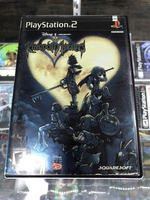 Kingdom Hearts Ps2 $20 Gamehogs 11am-7pm for Sale in South Gate, CA