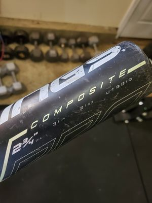 """Rawlings composite baseball bat 31"""" 21oz. for Sale in Round Lake, IL"""