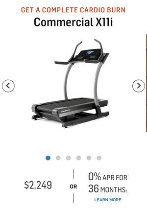 Treadmill X11 Nordictrack for Sale in North Miami Beach, FL