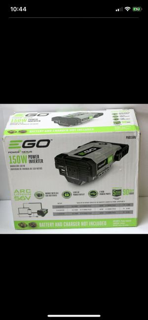 Ego nexus power inverter for Sale in Southington, CT