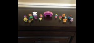 18 pieces of Shopkins for Sale in Everett, WA