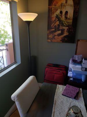 Black Floor Lamp for Sale in Huntington Beach, CA